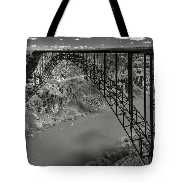 Perrine Bridge, Twin Falls, Idaho Tote Bag
