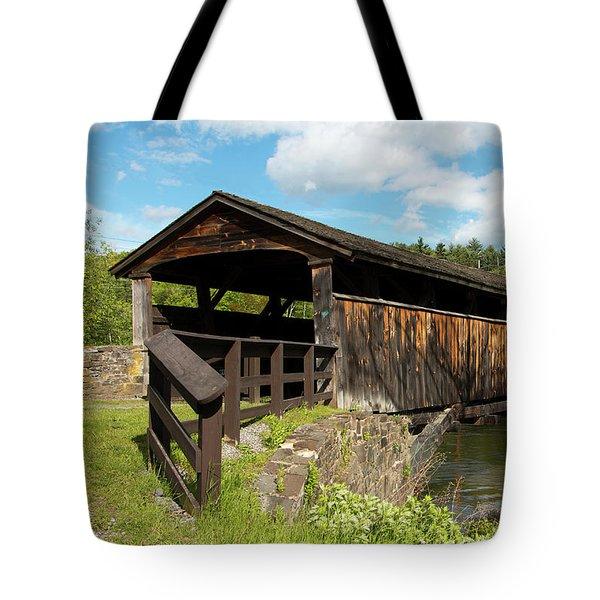 Perrine's Bridge In May Tote Bag