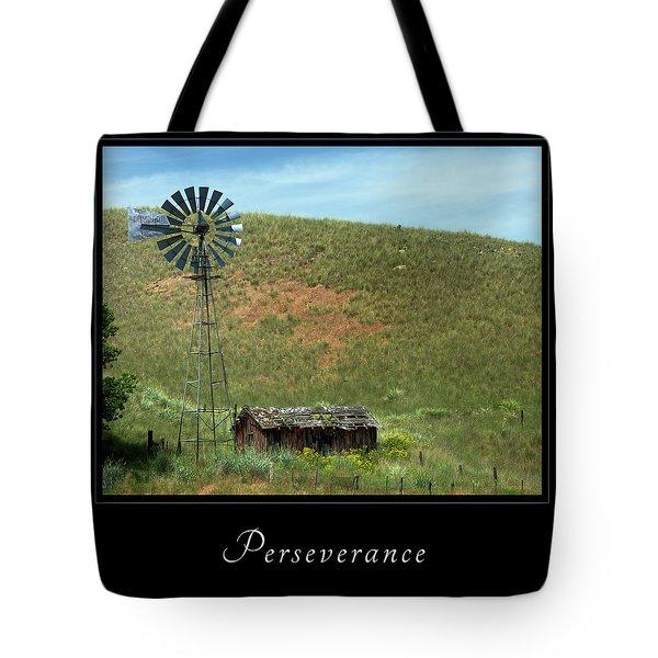 Perserverance 2 Tote Bag