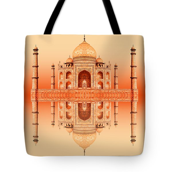 Persian Poem Of Love Tote Bag