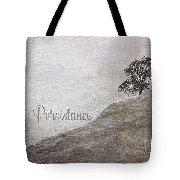 Persistance Tote Bag