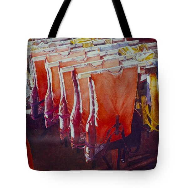 Personal Flotation #1 Tote Bag