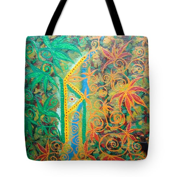 Personal Power Tote Bag