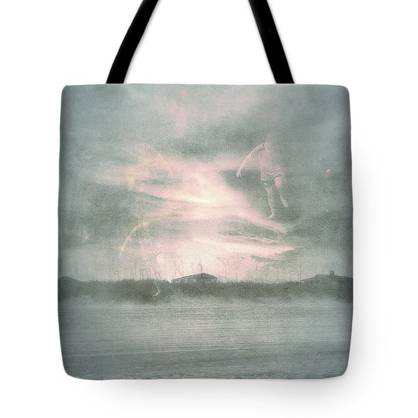 Ghosts And Shadows Vii - Personal Rapture  Tote Bag