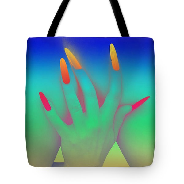 Personal Touch Tote Bag by Tbone Oliver
