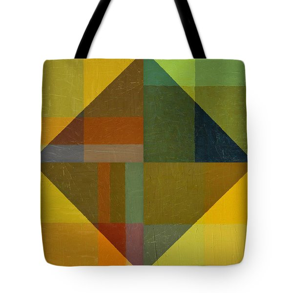 Perspective In Color Collage 8 Tote Bag