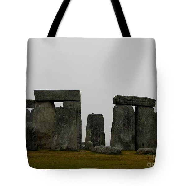 Perspective Tote Bag by Priscilla Richardson
