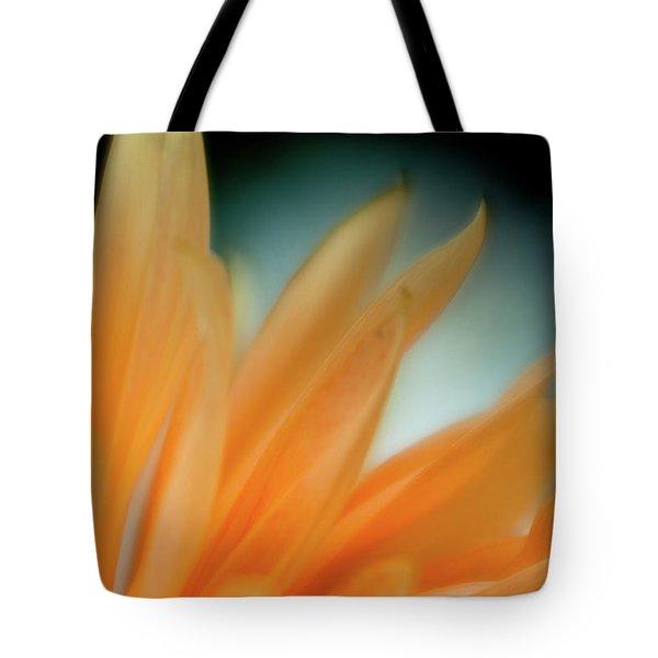 Petal Disaray Tote Bag by Greg Nyquist
