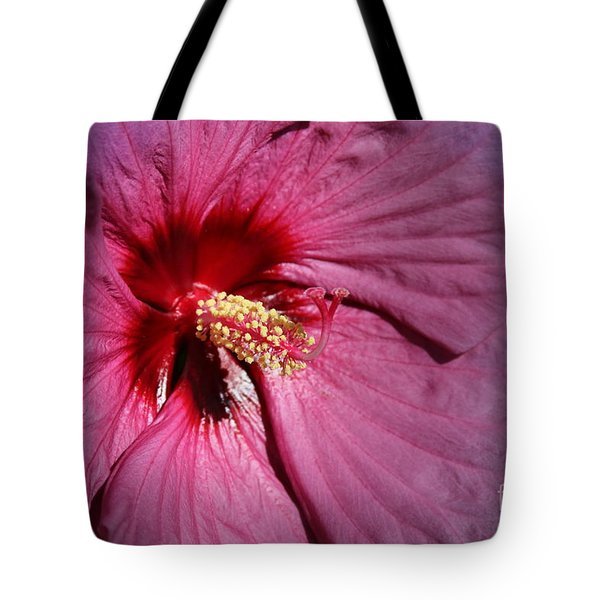 Petal-ing Around Tote Bag
