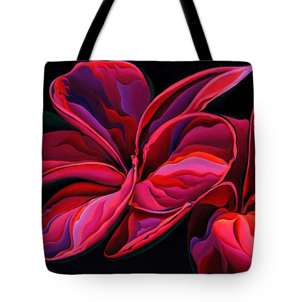 Petal Pageant  Tote Bag