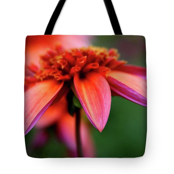 Petal Perfect Tote Bag by Sheila Ping