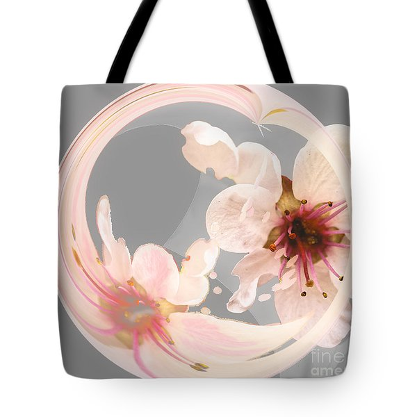 Petal Play Tote Bag