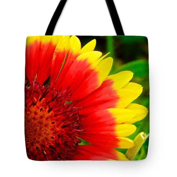 Petal Power Tote Bag
