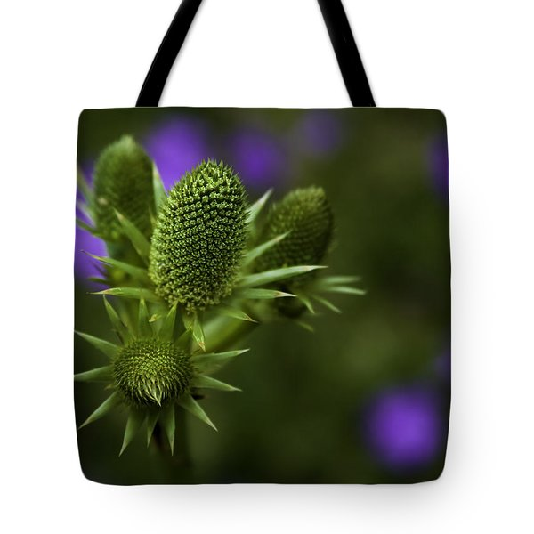 Petals Lost Tote Bag by Jason Moynihan