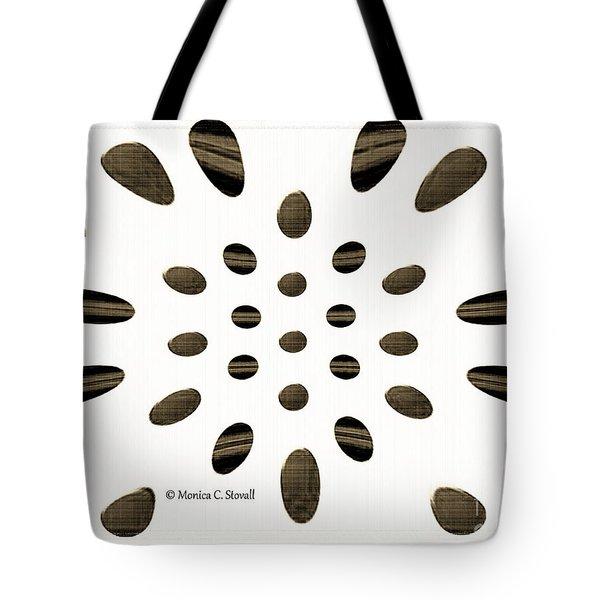 Petals N Dots P3 Tote Bag
