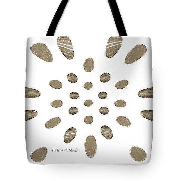 Petals N Dots P9 Tote Bag