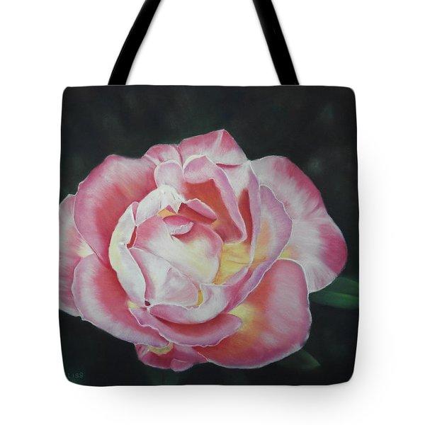Petals Of Love Tote Bag