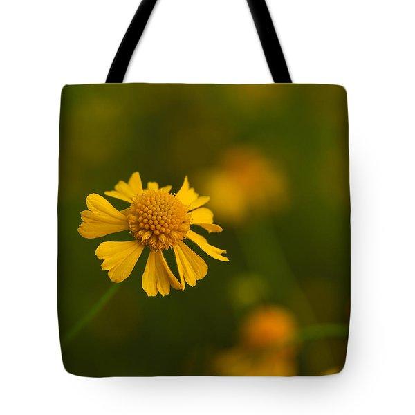 Petals Of Nature Tote Bag