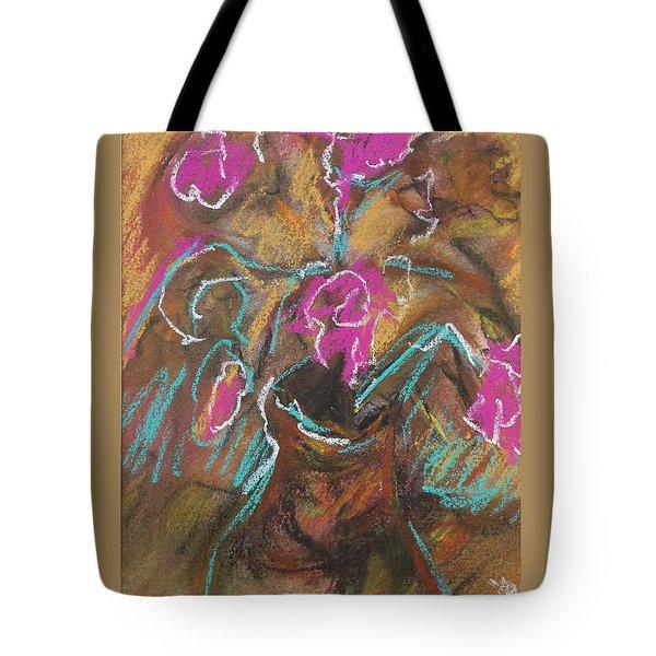 Petals Of Pink Tote Bag