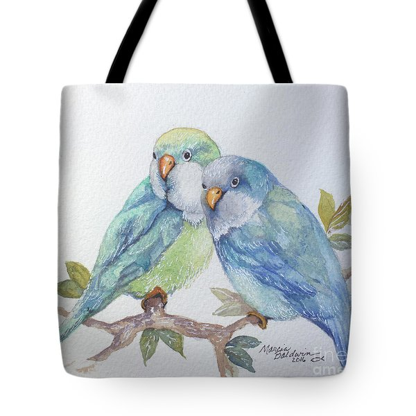Pete And Repete Tote Bag by Marcia Baldwin