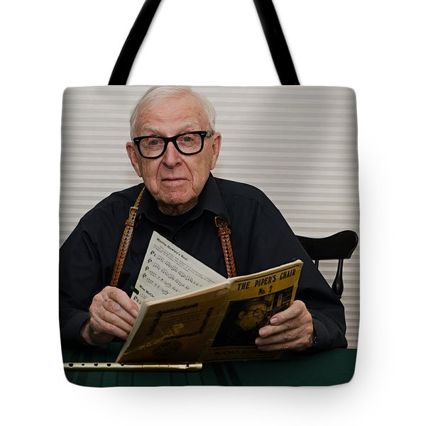 Peter 2 Tote Bag