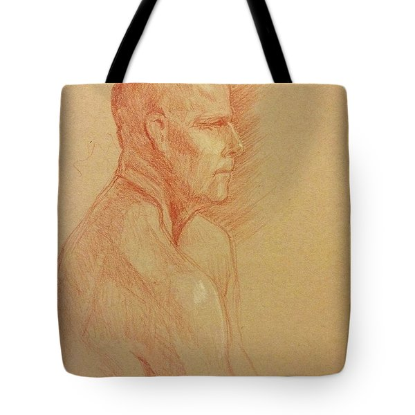 Peter #2 Tote Bag