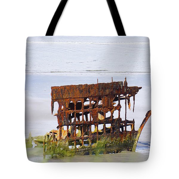 Peter Iredale Tote Bag
