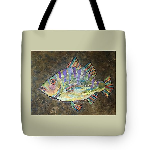 Peter The Perch Tote Bag