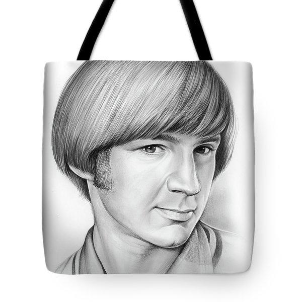 Peter Tork Tote Bag