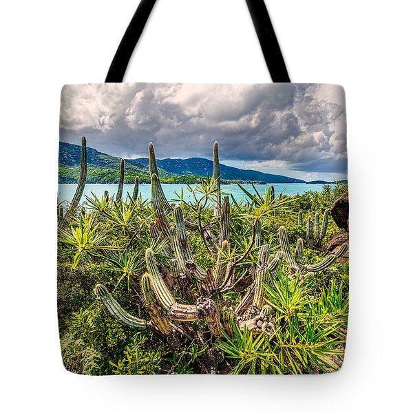 Peterborg Cactus Tote Bag