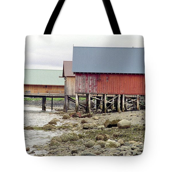 Petersburg Coastal Tote Bag