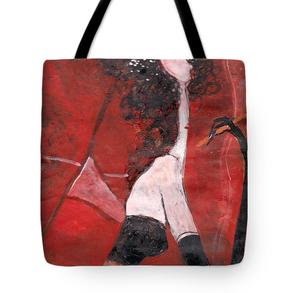 Petit Cafe Parisien Tote Bag