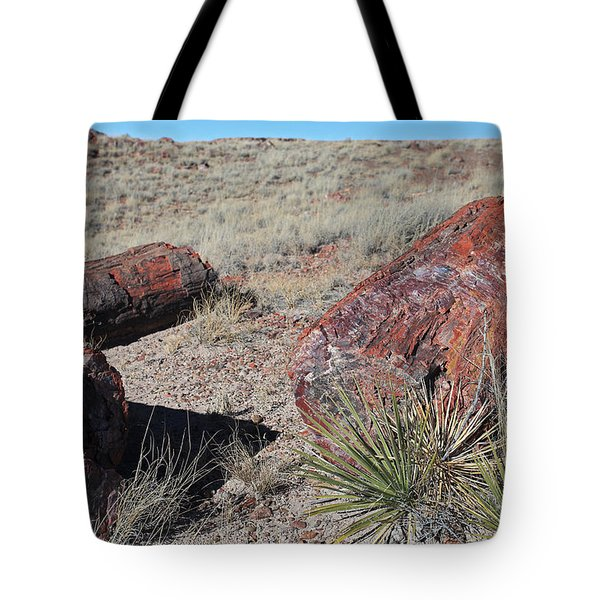 Petrified Afternoon Tote Bag