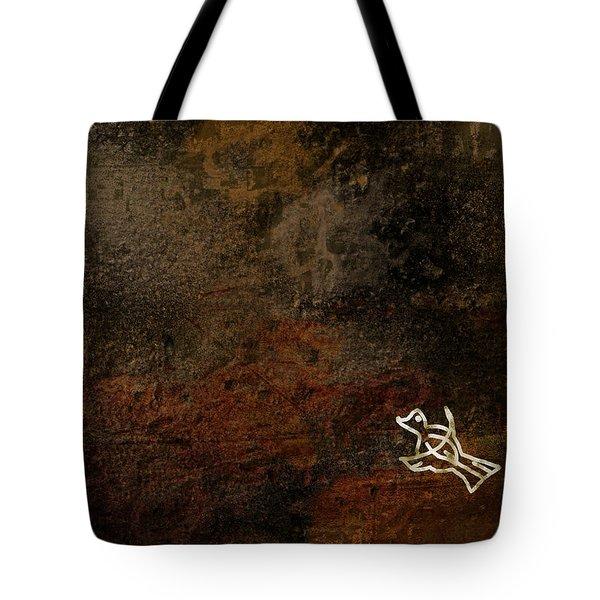 Petroglyph 5 Tote Bag