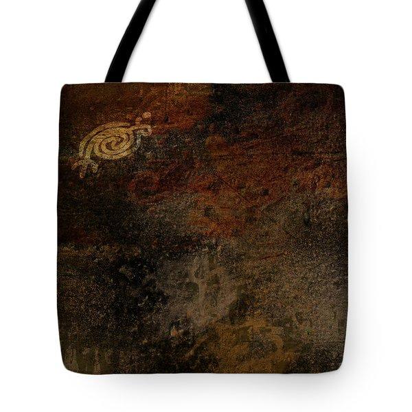 Petroglyph 6 Tote Bag