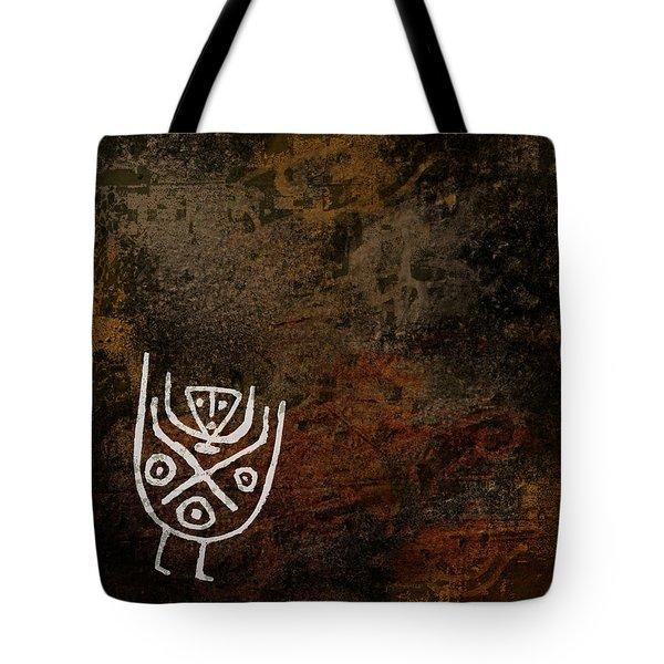 Petroglyph 7 Tote Bag
