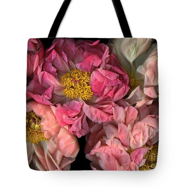 Petticoats Tote Bag