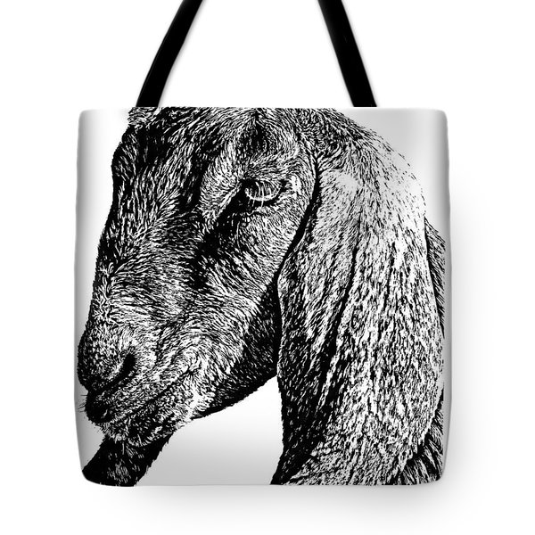 Petunia Tote Bag by Kean Butterfield