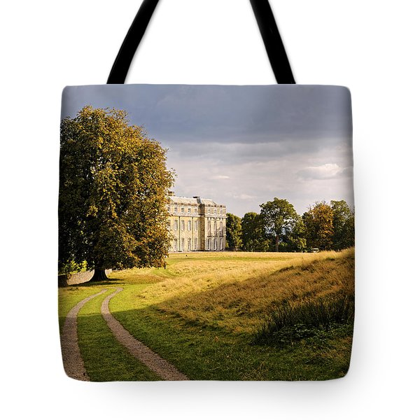 Tote Bag featuring the photograph Petworth Landscape by Michael Hope