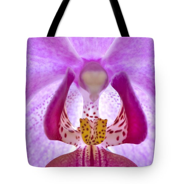 Phalaenopsis Orchid Tote Bag by George Robinson
