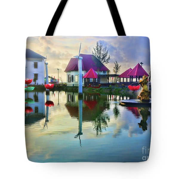 Phan Thiet Coast I Tote Bag