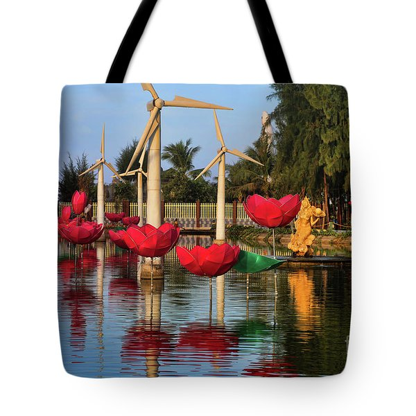 Phan Thiet Sudi Resort 2 Tote Bag