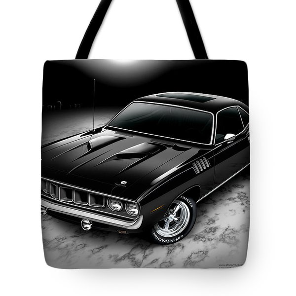 Phantasm 71 Cuda Tote Bag