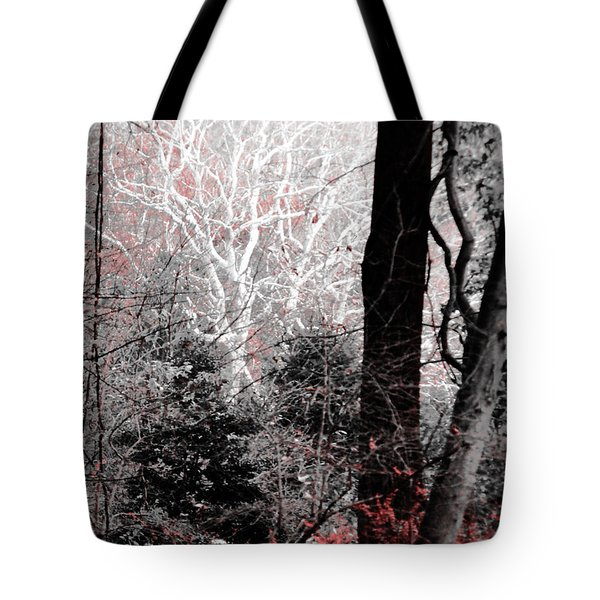 Phantasm In Wildwood Tote Bag