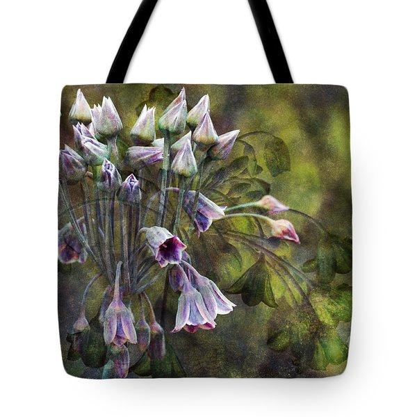 Phantom Bells Tote Bag by Venetta Archer