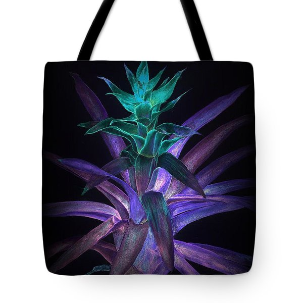 Phantom Bromeliad Tote Bag