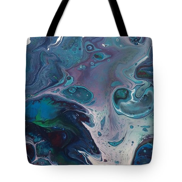 Phantom Of The Sea Tote Bag