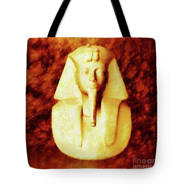 Pharaoh By Sarah Kirk Tote Bag
