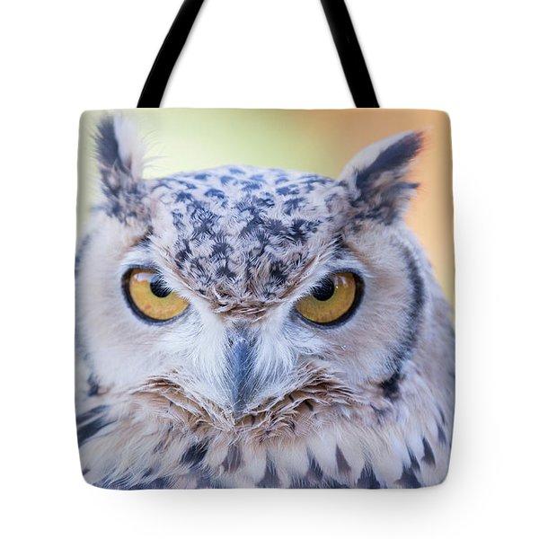 Pharaoh's Eagle-owl Tote Bag