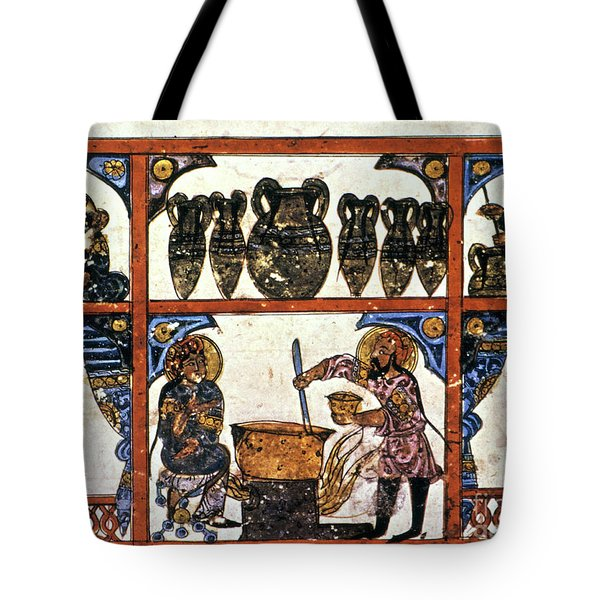 Pharmacy: Arabic Ms Tote Bag by Granger